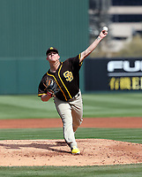 Adrian Morejon - San Diego Padres 2020 spring training (Bill Mitchell)