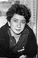 Montreal (QC) CANADA, 1988 file -marie brassard