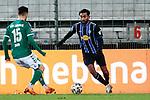 13.01.2021, xtgx, Fussball 3. Liga, VfB Luebeck - SV Waldhof Mannheim emspor, v.l. Mohamed Gouaida (Mannheim, 18) <br /> <br /> (DFL/DFB REGULATIONS PROHIBIT ANY USE OF PHOTOGRAPHS as IMAGE SEQUENCES and/or QUASI-VIDEO)<br /> <br /> Foto © PIX-Sportfotos *** Foto ist honorarpflichtig! *** Auf Anfrage in hoeherer Qualitaet/Aufloesung. Belegexemplar erbeten. Veroeffentlichung ausschliesslich fuer journalistisch-publizistische Zwecke. For editorial use only.