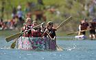 2010 Fisher Regatta, Pangborn boat..Photo by Matt Cashore/University of Notre Dame