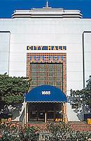 Santa Monica CA: Santa Monica City Hall. Donald B. Parkinson and J.M. Estep, 1938-39. Photo '92.