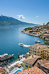 Italy, Lombardy, Lake Garda, Limone | Italien, Lombardei, Gardasee, Limone am Westufer des Gardasees