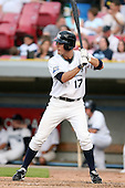 June 14th 2008:  Justin Henry of the West Michigan Whitecaps, Class-A affiliate of the Detroit Tigers, during a game at Fifth Third Ballpark in Comstock Park, MI.  Photo by:  Mike Janes/Four Seam Images