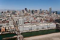aerial photograph 185 Berry St., San Francisco, California