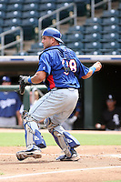 Vincent DiFazio - Texas Rangers - 2010 Instructional League.Photo by:  Bill Mitchell/Four Seam Images..