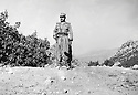 Iraq 1963.In Qara Dagh, Sheikh Mohamed Kasnazani