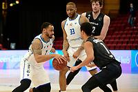 11-02-2021: Basketbal: Donar Groningen v Apollo Amsterdam: Groningen  Donar speler Davonte Lacy