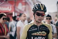 Primoz Roglic (SVK/LottoNL-Jumbo) post-stage<br /> <br /> 104th Tour de France 2017<br /> Stage 15 - Laissac-Sévérac l'Église › Le Puy-en-Velay (189km)