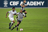 Rio de Janeiro (RJ), 20/07/2021 - BOTAFOGO-GOIÁS -  Chay (d), do Botafogo. Partida entre Botafogo e Goiás, válida pela Série B do Campeonato Brasileiro, realizada no Estádio Nilton Santos, nesta terça-feira (20).