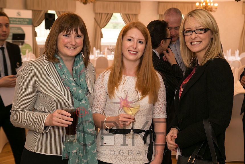 From left, Kate Tyler, Shake Social, Charlote Moreland of Training for Business, Antonia Gardner of Everyman Legal and Sara Harraway of CPMP ARCHITECTS