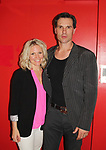 """As The World Turns' Terri Conn and Austin Peck at """"The F"""" held a Benefit for the film on June 22, 2018 at the Freeman Studio, New York City, New York. (Photo by Sue Coflin/Max Photo)"""