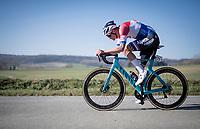 Mathieu Van der Poel (NED/Alpecin-Fenix) speeding along<br /> <br /> 73rd Kuurne - Brussels - Kuurne 2021<br /> ME (1.Pro)<br /> 1 day race from Kuurne to Kuurne (BEL/197km)<br /> <br /> ©kramon