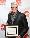 Frank (Fraver) Verlizzo attends the 2019 Off Broadway Alliance Awards Reception at Sardi's on June 18, 2019 in New York City.