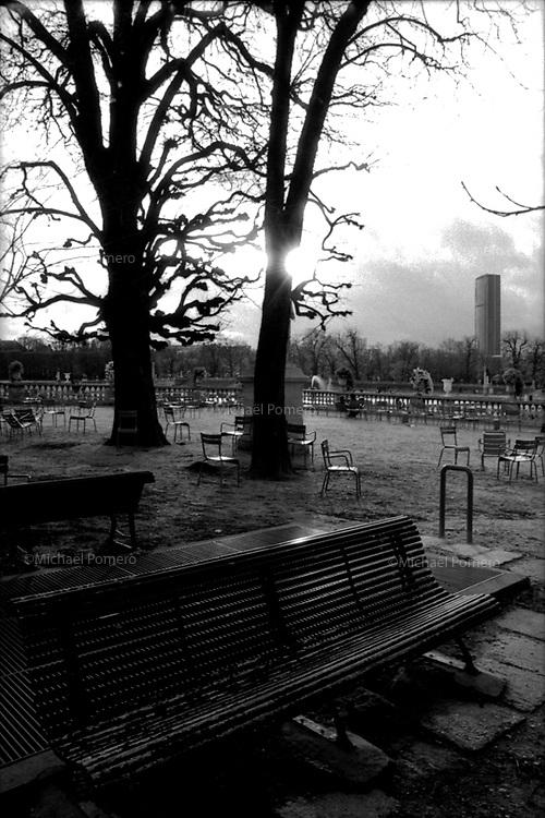 11.2002 <br /> <br /> Luxembourg garden.<br /> <br /> Jardin du luxembourg.