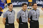League ACB-ENDESA 2020/2021 - Game: 13.<br /> FC Barcelona Lassa vs Herbalife Gran Canaria: 91-63.<br /> Sergio Manuel, Oscar Perea & Ruben Sanchez.