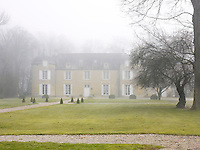 Fashion designer Gerard Tremolet's home in Normandy is a restored 18th century chateau