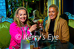 Una Spillane (Spa) and Majella Leahy (Ballyard) enjoying a drink in Benners on Monday.