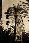 Ferris Wheel, Irvine Center, CA