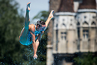 TEAM UKRAINE UKR Bronze Medal <br /> ALEKSIIVA Maryna ALEKSIIVA Vladyslava<br /> APRIELIEVA Valeriia KASHUBA Oleksandra<br /> SAVCHUK Anastasiya SYDORENKO Kseniya<br /> VOLOSHYNA Anna YAKHNO Yelyzaveta <br /> TeamFree Final <br /> Synchronised swimming , Synchro<br /> 21/07/2017 <br /> XVII FINA World Championships Aquatics<br /> City Park - Varosliget Lake<br /> Budapest Hungary <br /> Photo Andrea Staccioli/Deepbluemedia/Insidefoto