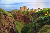 SC - Prov. ABERDEENSHIRE<br /> Dunnottar Castle at Stonehaven<br /> <br /> Full size 69,2 MB