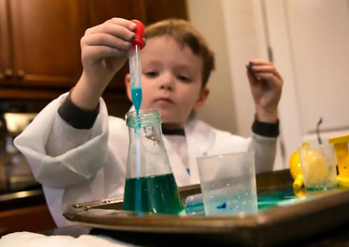 Children can take part in a spooky science camp as part of Halloween festivities along the Royal Canal this mid-term break