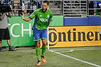 Seattle Sounders vs Portland Timbers, July 13, 2014