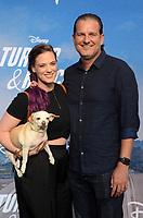 "LOS ANGELES - JUL 15:  Michael Horowitz at Disney+ ""Turner & Hooch"" Premiere Event at Westfield Century City Mall on July 15, 2021 in Century City, CA"