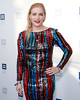 LOS ANGELES - MAR 30:  Jessica Bair at the Human Rights Campaign 2019 Los Angeles Dinner  at the JW Marriott Los Angeles at L.A. LIVE on March 30, 2019 in Los Angeles, CA