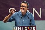 Spanish politician Inigo Errejon during the closing of the electoral campaign of Unidos Podemos. 24,06,2016. (ALTERPHOTOS/Rodrigo Jimenez)
