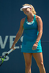 August 05, 2017: CoCo Vandeweghe (USA) defeated Catherine Bellis (USA) 6-3, 6-1 at the Bank of the West Classic being played at the Taube Tennis Stadium in Stanford, California. ©Mal Taam/TennisClix/CSM