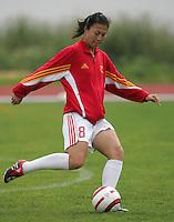 MAR 15, 2006: Albufeira, Portugal:  Ying Zhang