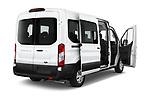 Car images of 2021 Ford Transit 350-XLT 5 Door Passenger Van Doors