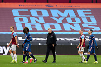 21st March 2021; London Stadium, London, England; English Premier League Football, West Ham United versus Arsenal; A dejected looking West Ham United Manager David Moyes after the 3-3 draw