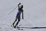 FIS Alpine World Ski Championships 2021 Cortina . Cortina d'Ampezzo, Italy on February 17, 2021. Alpine Team Event, Sebastian Foss.