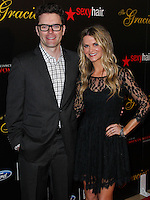 BEVERLY HILLS, CA, USA - MAY 20: Bobby Bones, Amy at the 39th Annual Gracie Awards held at The Beverly Hilton Hotel on May 20, 2014 in Beverly Hills, California. (Photo by Xavier Collin/Celebrity Monitor)