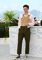 CANNES, FRANCE. July 10, 2021: Josh O'Connor at the photocall for Mothering Sunday at the 74th Festival de Cannes.<br /> Picture: Paul Smith / Featureflash