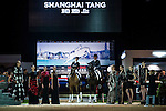 Guests attends the Opening Gala of the Masters during the Longines Hong Kong Masters 2015 at the AsiaWorld Expo on 12 February 2015 in Hong Kong, China. Photo by Juan Flor / Power Sport Images