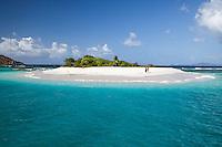 Sandy Spit<br /> British Virgin Islands