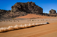 305 Sainz Carlos (esp), Cruz Lucas (esp), Mini John Cooper Works Buggy, Bahrain JCW X-Raid Team, Car, action during Stage 3 of the Dakar 2020 between Neom and Neom, 489 km - SS 404 km, in Saudi Arabia, on January 7, 2020 - <br /> Rally Dakar <br /> 07/01/2020 <br /> Photo DPPI / Panoramic / Insidefoto