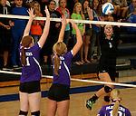 Dakota Valley at Sioux Falls Christian Volleyball