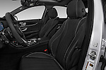 Front seat view of 2018 Mercedes Benz E-Class E300 4 Door Sedan Front Seat  car photos