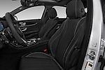 Front seat view of 2018 Mercedes Benz E-Class E300 4 Door Sedan Front Seat  car photos