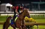 April 27, 2021: Charlatan gallops at Churchill Downs in Louisville, Kentucky on April 27, 2021. EversEclipse Sportswire/CSM