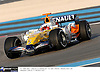 LOEB Sebastien / SORDO Dani : Tests Renault R27 F1 2007