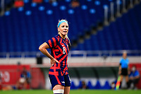 SAITAMA, JAPAN - JULY 24: Julie Ertz #8 of the United States during a game between New Zealand and USWNT at Saitama Stadium on July 24, 2021 in Saitama, Japan.