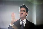 31/01/2014 Ed Miliband Wythenshawe by-election