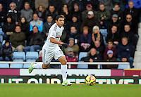 Sunday 07 December 2014<br /> Pictured: Jefferson Montero of Swansea<br /> Re: Premier League West Ham United v Swansea City FC at Boleyn Ground, London, UK.