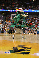 6 April 2008: Stanford Cardinal Tree during Stanford's 82-73 win against the Connecticut Huskies in the 2008 NCAA Division I Women's Basketball Final Four semifinal game at the St. Pete Times Forum Arena in Tampa Bay, FL.