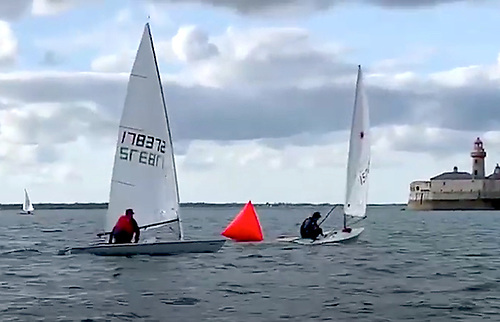 13 beginner/improving sailors found out more about sailing and improved their skills