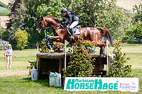 AUS-Sammi Birch rides Finduss PFB during the Cross Country for the CCI-L 4*. 2021 GBR-Bicton International Horse Trials. Devon. Great Britain. Saturday 12 June. Copyright Photo: Libby Law Photography
